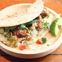 アンクル スティーブンス - メキシコ料理のエントランス!タコス