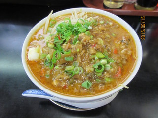 中華料理鉄人の店 天天 - 担々麺