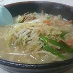 八百半飯店 - 料理写真:タンメン 700円
