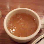うすけぼー - スープ