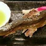 Sushizammai - 鮎の塩焼き