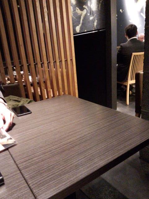 牛たん焼きと伊達ごはん だてなり屋 秋葉原店 - 店内 テーブル席