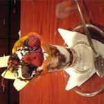 パピヨン - 料理写真:パフェ