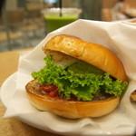 the 3rd Burger - エダマメビーンズバーガー