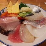 41211455 - 海鮮丼アップ