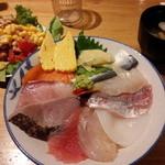 41211459 - ランチ海鮮丼\980