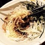 TOKYO豚骨BASE MADE by博多一風堂 - 麺と肉をリフトアップ!
