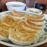 南京路 - 「餃子定食」
