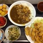 住吉食堂 - カツ・カレー