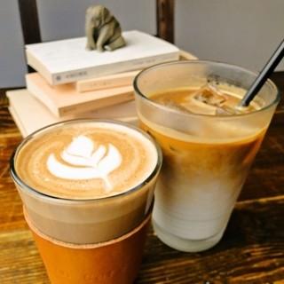 厳選されたコーヒー