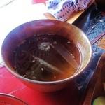 ナイヤビンギ - 菜食スープ