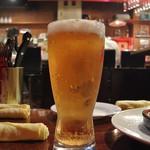 スペインバルテラマチ - スペインバルテラマチ・ノンアルコールビール(2015.06)