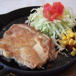 まさ屋 - 北海道産の鶏肉・チキンステーキ980円