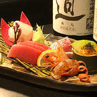 多満喜 - 紀淡海峡で取れた魚を中心に!