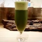41220399 - 緑香園の伊勢茶ビール