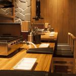 肉屋の台所 - 【テーブル席】1