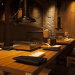 肉屋の台所 - 【テーブル席】2