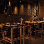 肉屋の台所 - 【テーブル席】3