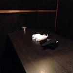 東京十色 恵比寿店 - 内装。