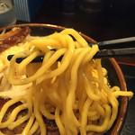 らーめん極 - 太麺 おいしい(^^)