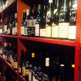 自分でワインを選ぶ楽しさ