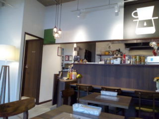 五十川カフェ