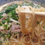紀乃郷 - ごまチーズラーメン