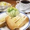 KAFEOTANI - 料理写真:お好み焼き風サンド