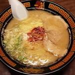 一蘭 - らーめん 790円
