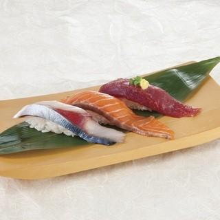 当店は、築地・大田市場でのセリ権をもつ数少ない寿司屋です!