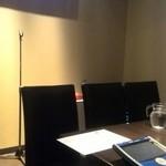 PLAT - カラオケ室