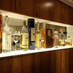 TEPPAN&WINE MASA - 食後酒も充実しております。