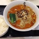 Touryuumon - 濃厚担々麺