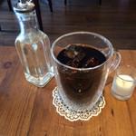 カフェ オレオ - アイスコーヒー