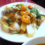 41231890 - 「中華丼セット/雲呑スープ付」