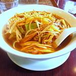 41231909 - 葱叉焼麺「ランチ/単品/麺硬め」