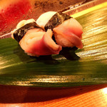 鮨健 - ほっき貝