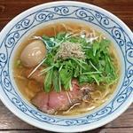 一麺生 - 【飛魚そば 味玉あり】¥820