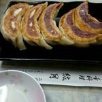 中華料理絋月 - 『餃子』¥480-