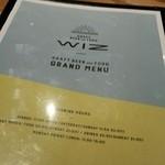 WIZ CRAFT BEERandFOOD -