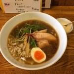 41237557 - 鶏白湯醤油ラーメン(ランチ)