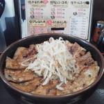 41238006 - 焼きぶた丼(大)800円(税込)