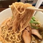 モモンガ - シコシコの細麺です