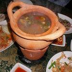 メイファールアンタイレストラン - 世界三大スープのトムヤムクン→本場の味です♪