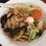台湾料理 龍香 - ⚫︎中華飯のアップ画像