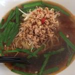 台湾料理 龍香 - ⚫︎台湾ラーメンのアップ画像
