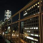 ESCRIBA - テラスから見える六本木ヒルズ