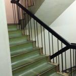 41240964 - この先が想像できないペントハウスに向かう階段