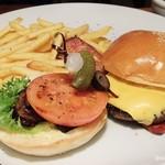 41241176 - コナズハンバーガー