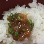 ちらん亭 - 黒豚味噌